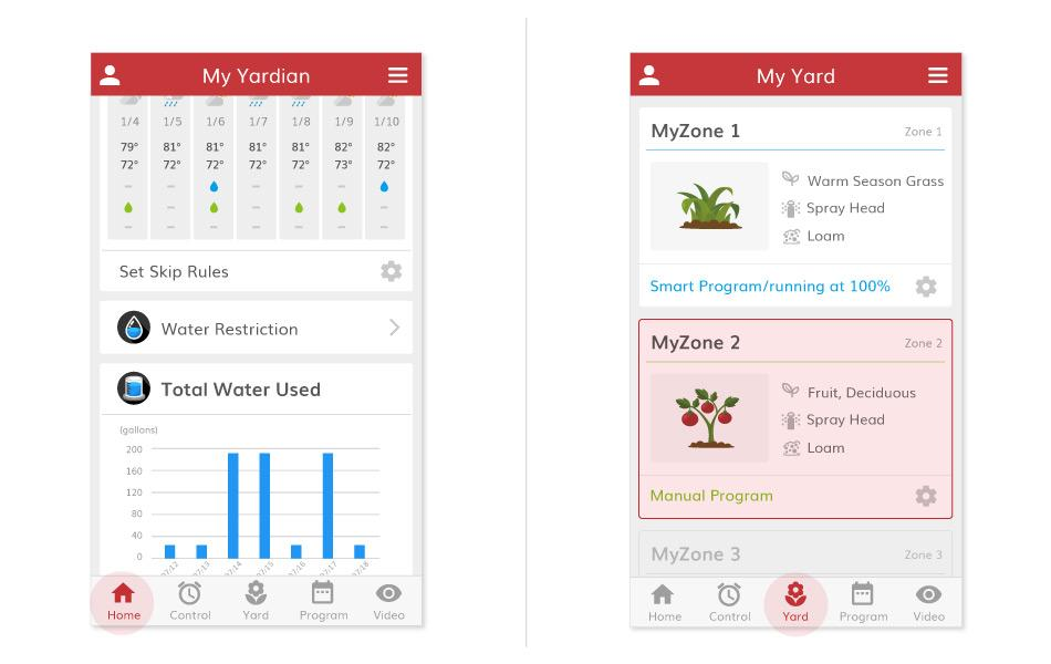 Yardian App