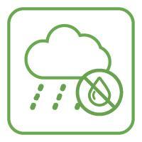 No watering on rainy days